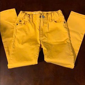 Gap kids pants size 7 regular slim